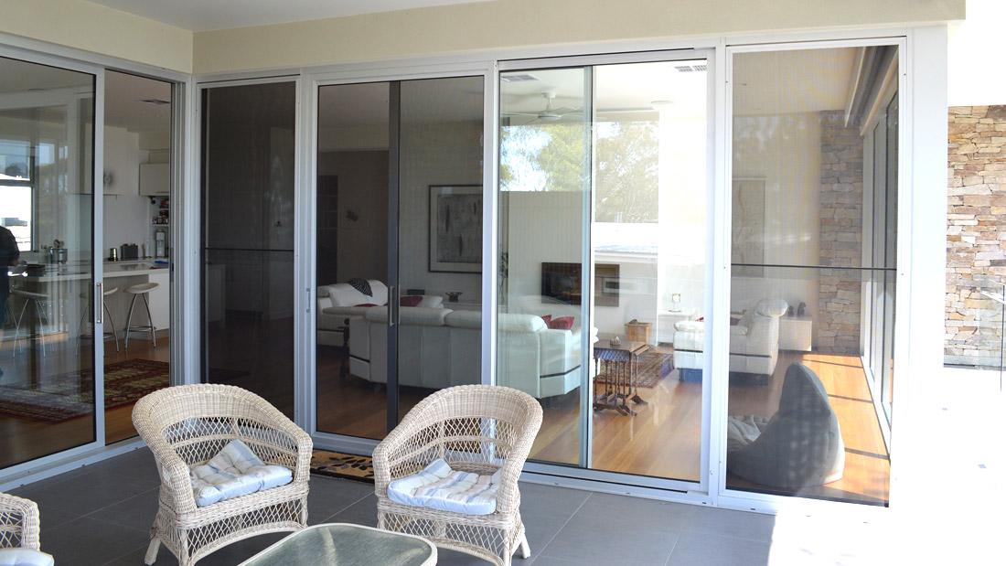 External Aluminium Framed Windows & Doors