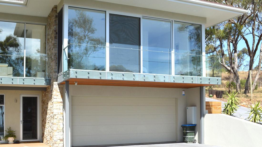 Double Glazed External Aluminium Framed Windows & Doors