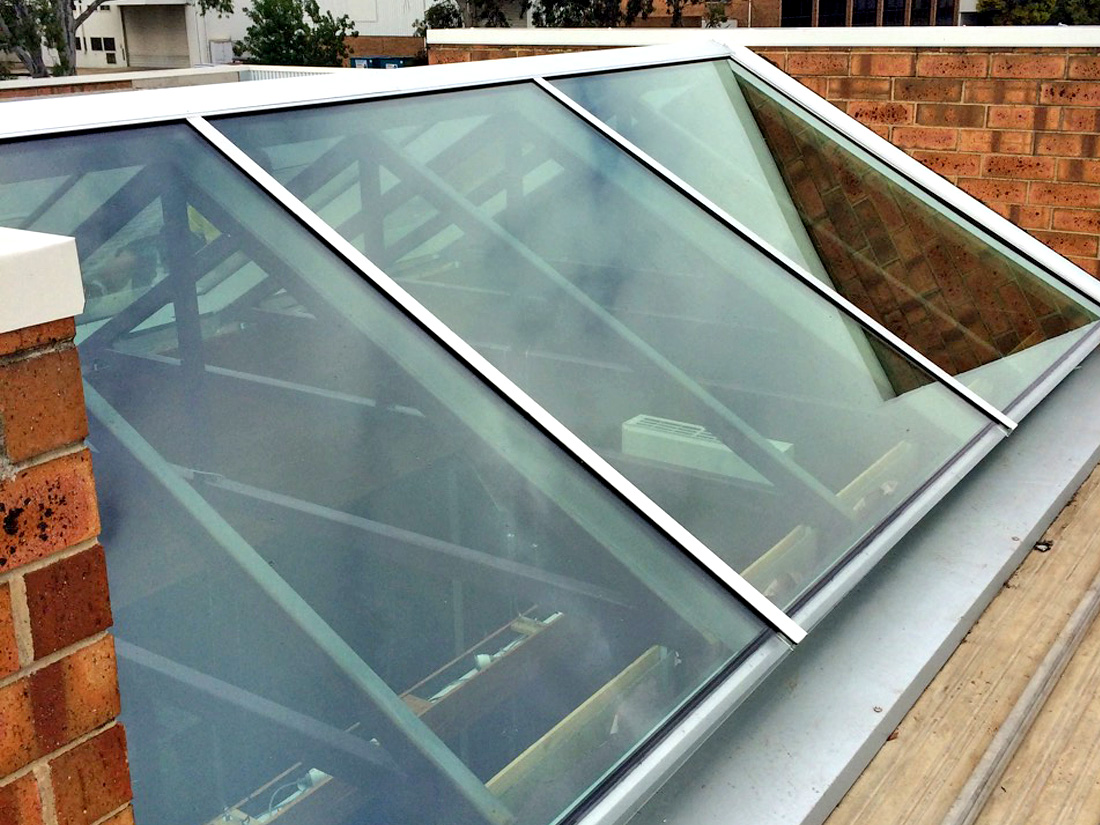 Glass Roof Double Glazed Adelaide