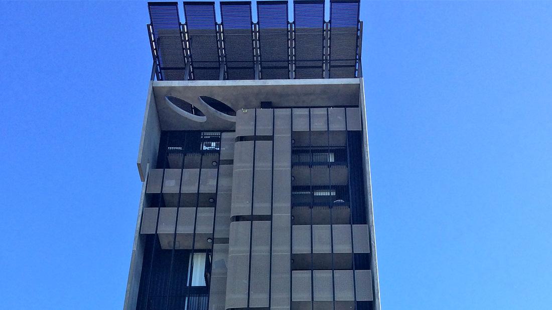 Zen Apartments Glass Adelaide