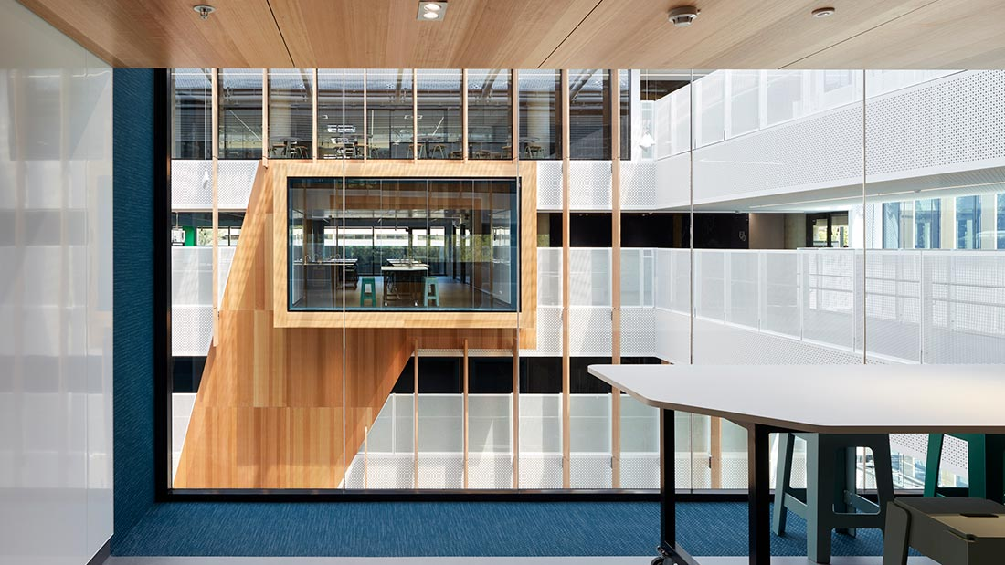 Adelaide Botanic High School - Adelaide Commercial Glazing